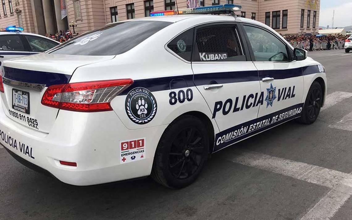 Sorprenden Policía Estatal y Policía Vial infracciones con armas