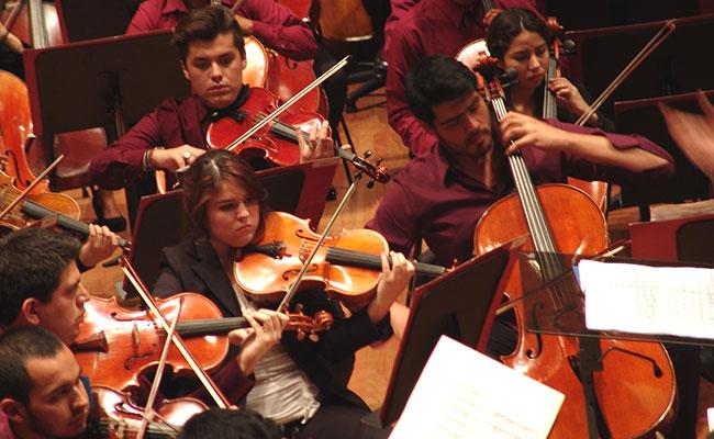 Orquesta Filarmónica lleva su música a las calles de Nueva York