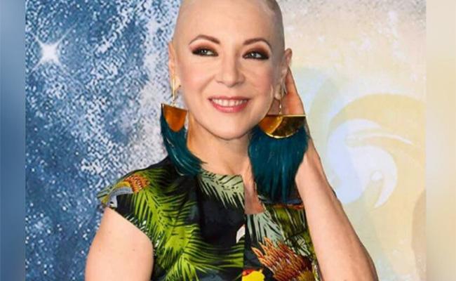Edith González sorprende al lucir su ¡cabello cobrizo!
