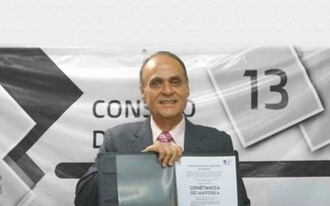 Morena buscará desaparición de poderes, afirmó Humberto Veras