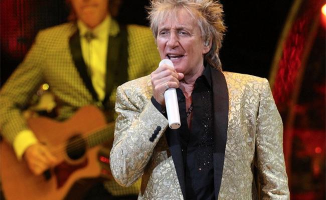 """Rod Stewart conquista a Puebla con su gira """"The Hits 2017"""""""