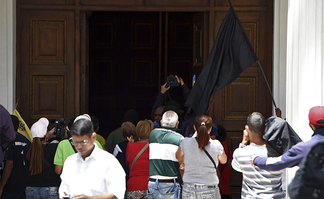 Países de América Latina condenan ataque a Parlamento venezolano