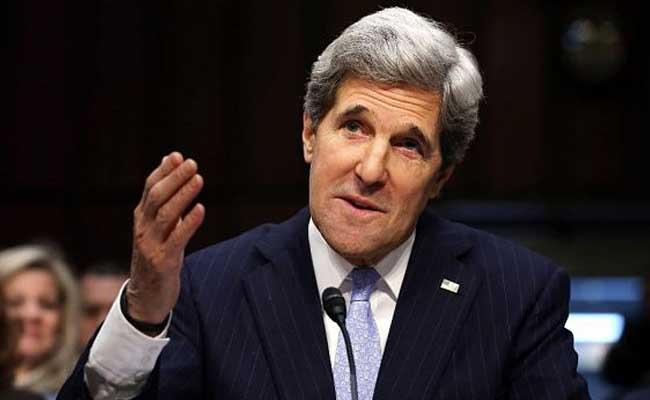 Secretario Kerry felicita a Luis Videgaray en su nueva responsabilidad