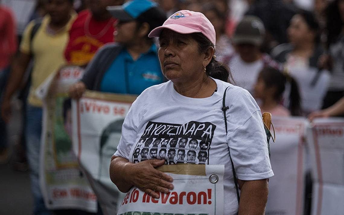CNDH exige liberar a preso inocente culpado por caso Iguala