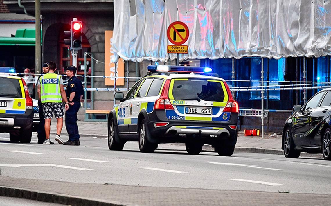 Al menos cinco heridos en tiroteo en el centro de Malmo, Suecia