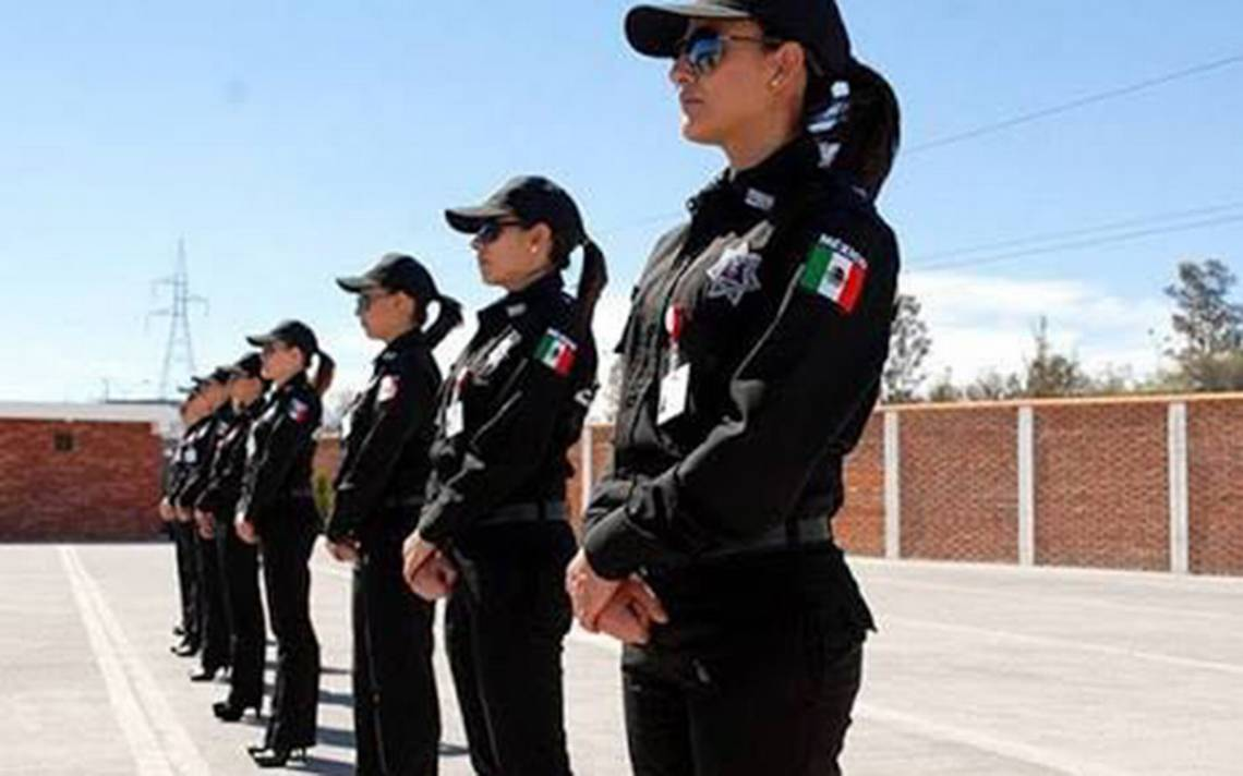 San Luis Potosí tendrá Policía Femenil