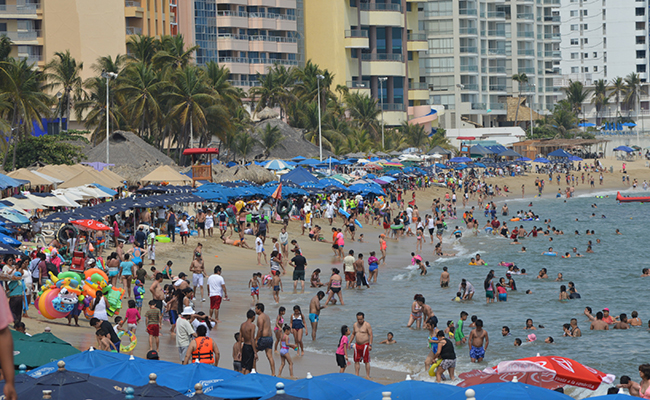 Refuerzan operativos  en Acapulco