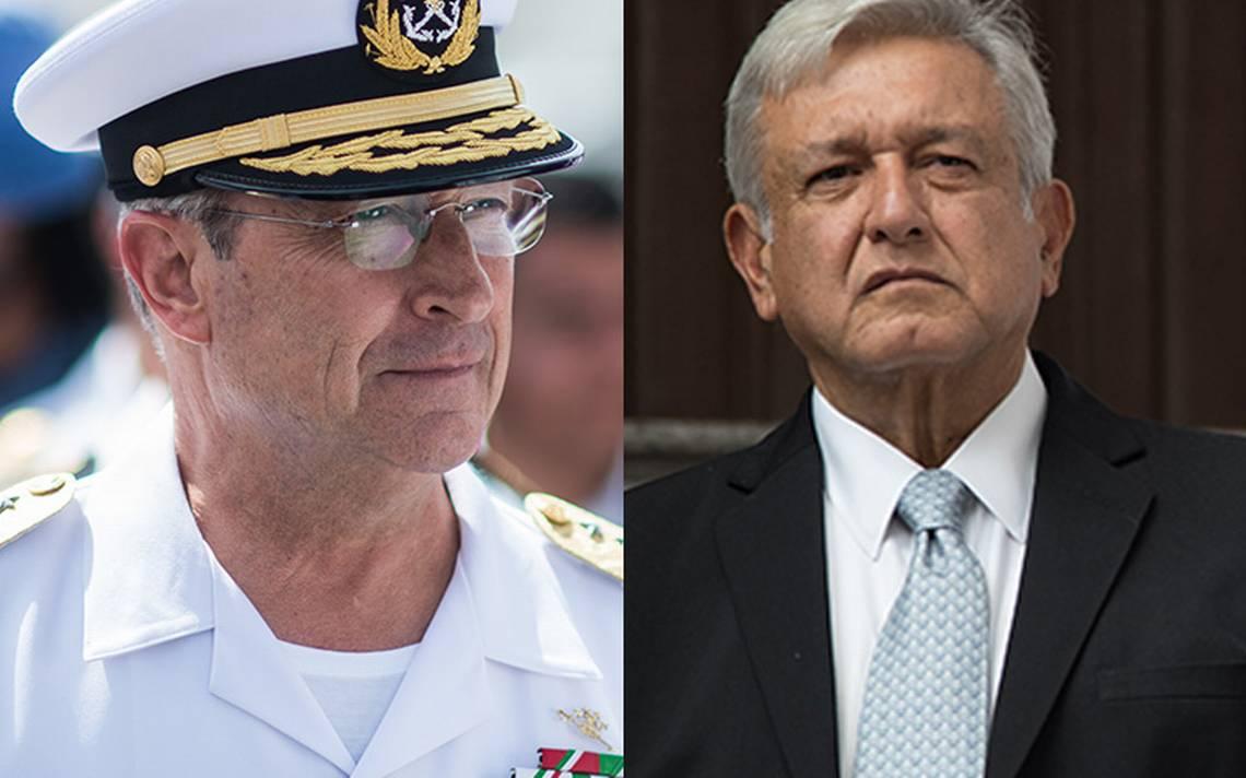 Necesarios el Ejército y Marina para garantizar la seguridad: AMLO tras reunirse con Vidal Soberón
