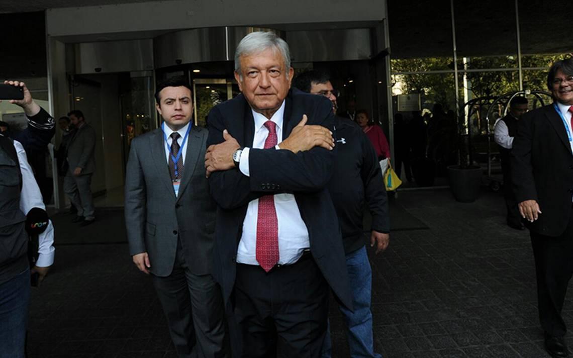 LA?pez Obrador respetarA? acuerdos en TLCAN si gana la presidencia