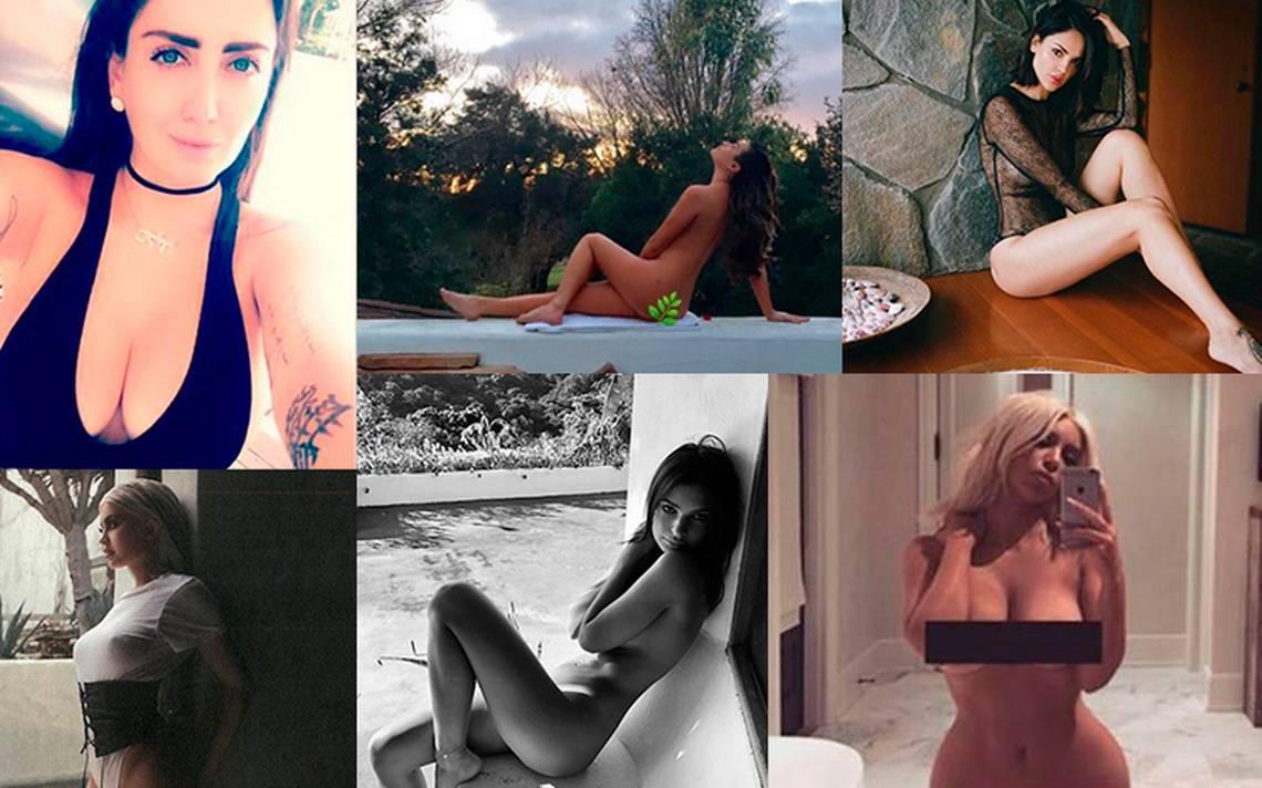 Calendario de sensualidad: 12 chicas que desnudaron al 2017