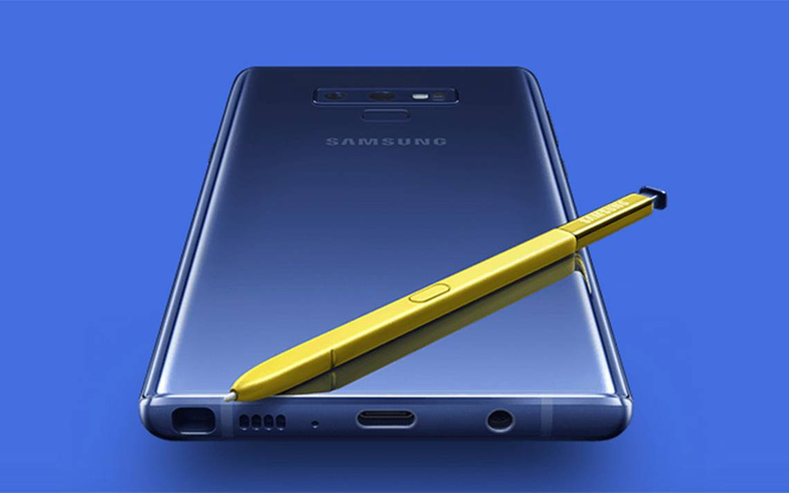 [Video] ¡Conócelo! Este es el superpoderoso Galaxy Note 9