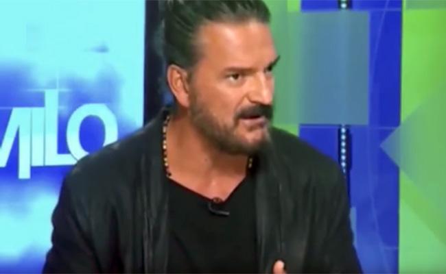 Ricardo Arjona enfurece y abandona entrevista en vivo