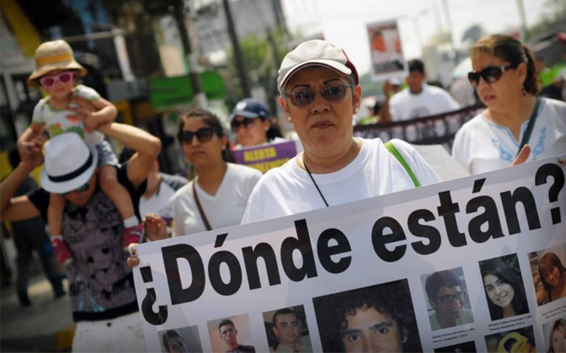 Hay más de 15 mil desaparecidos en Veracruz, reconoce diputada