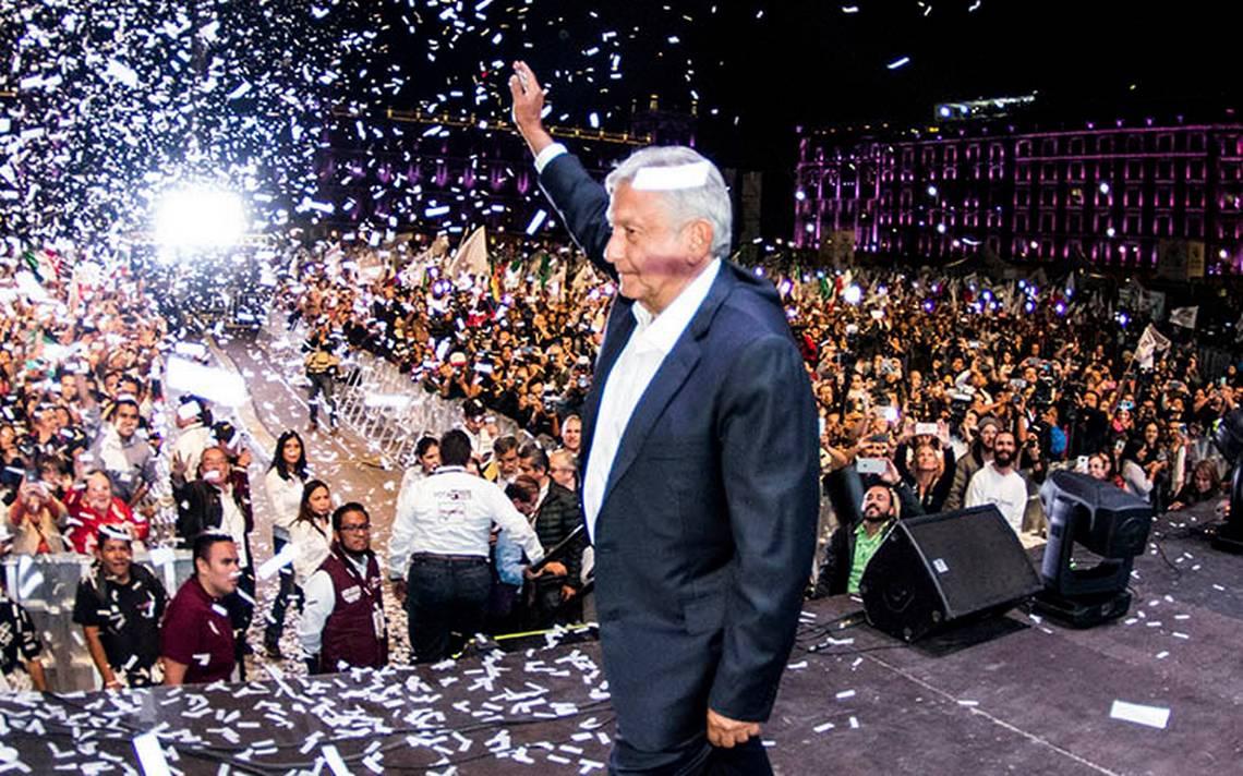 Episcopado Mexicano felicita a AMLO por su virtual triunfo electoral