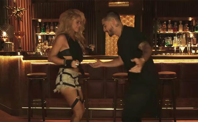 ¡Chantaje versión salsa!; ponte a bailar con Maluma y Shakira