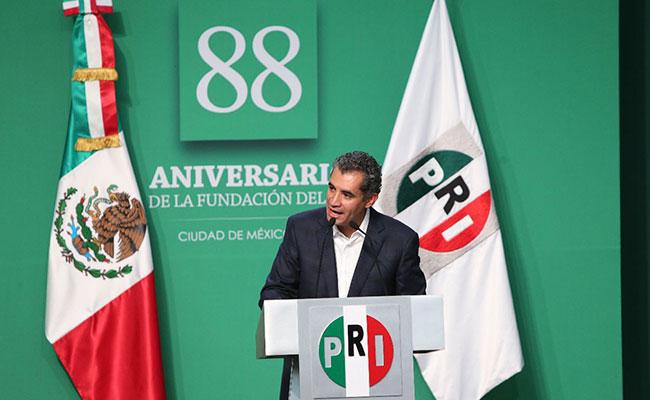 Es un error subestimar al PRI en próximos comicios: Ochoa Reza