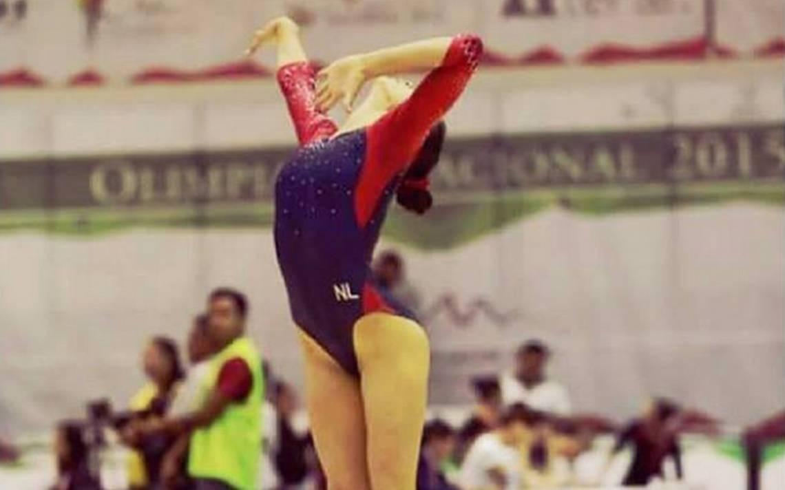 La gimnasta Victoria Mata se prepara para los Juegos Centroamericanos y del Caribe
