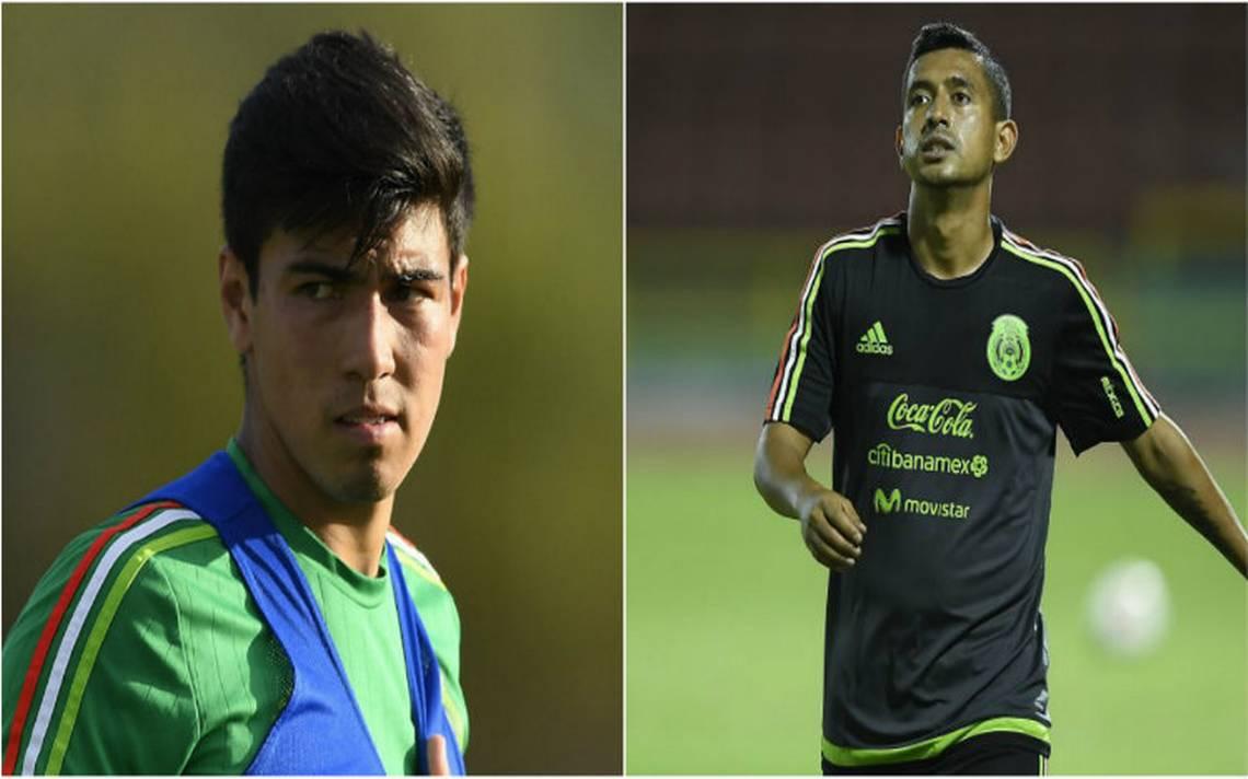 El Tricolor pierde dos jugadores para eliminatoria de Concacaf