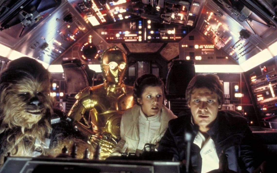 ¿Fan de Star Wars? Subastarán chamarra de Han Solo en 656 mil dólares