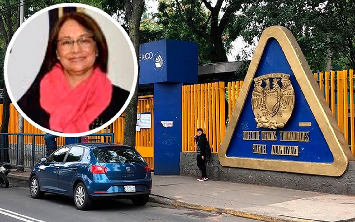 Renuncia directora de CCH Azcapotzalco ante protestas y paro de cuatro días