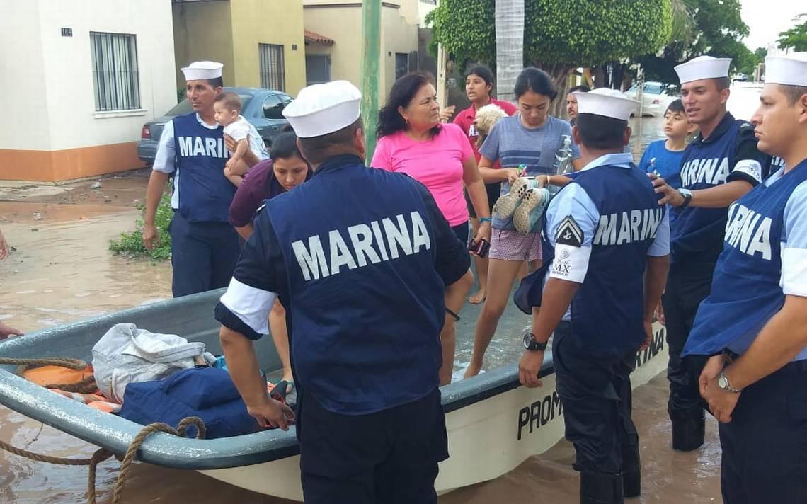 Gobierno Federal confirma abasto de alimentos y combustibles en Sinaloa