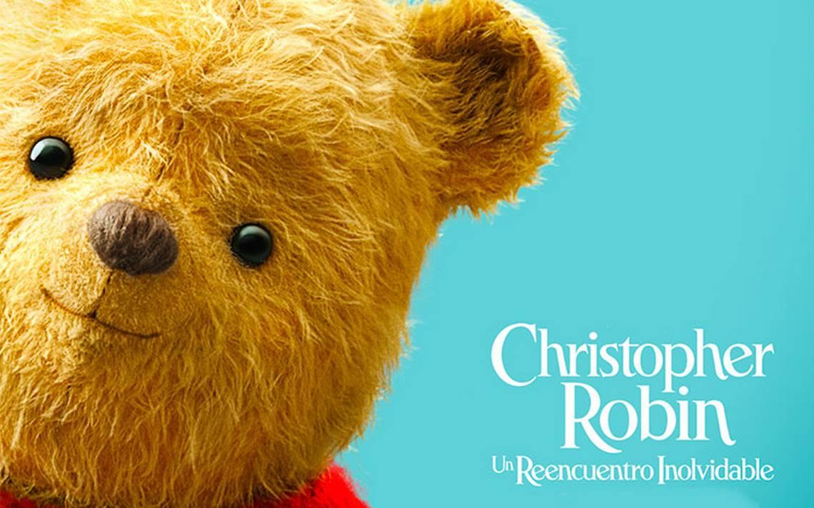 Regresa la magia de Winnie Pooh con la cinta Christopher Robin un reencuentro inolvidable