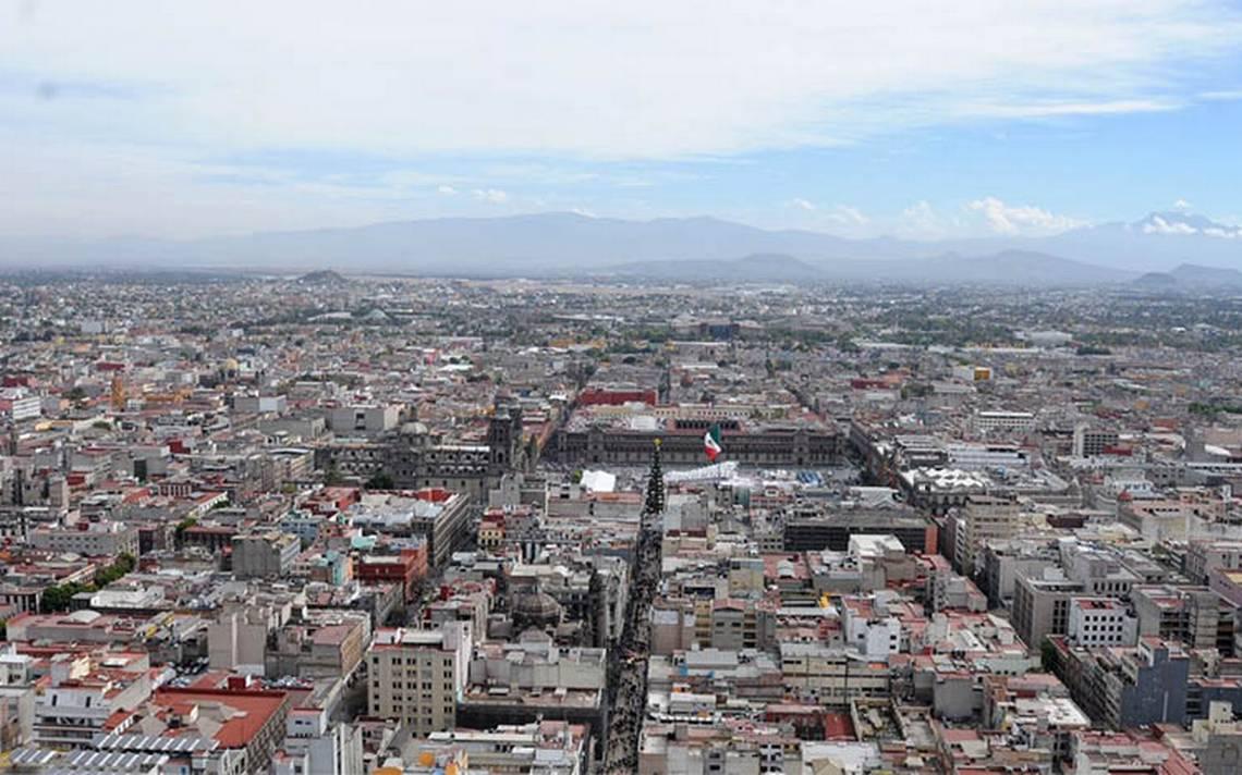 Calidad del aire, de regular a buena en el Valle de México