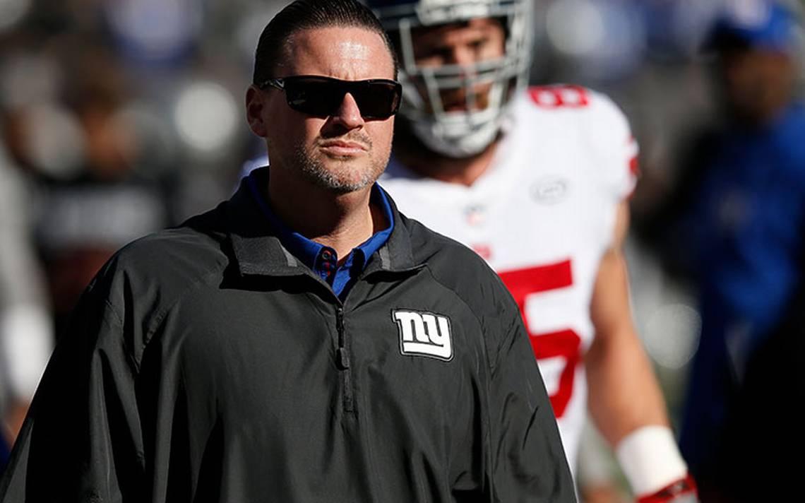 ¡Hay limpia en NY! Giants despide a su head coach y gerente general