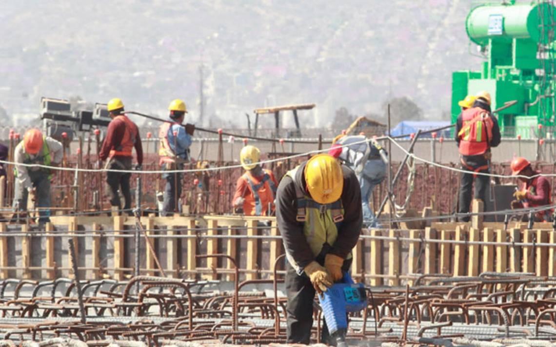Constructoras harán valer sus derechos  si cancelan obras del NAIM