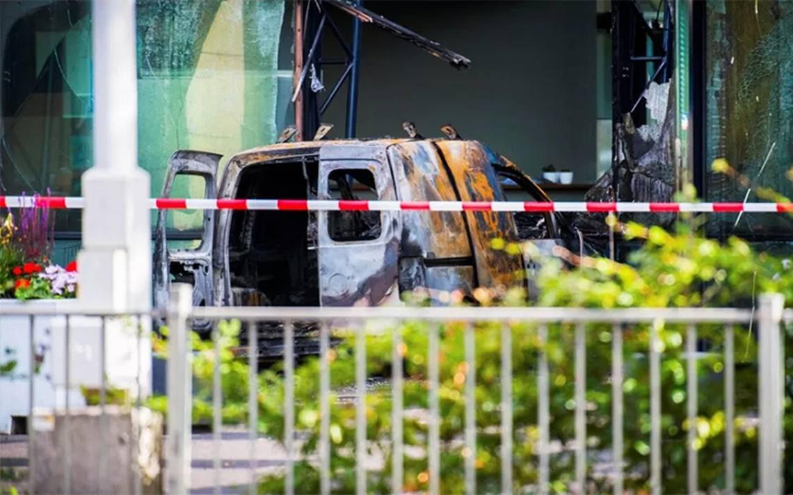Periódico holandés De Telegraaf sufre atentado sin dejar víctimas
