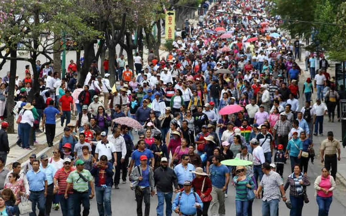CNTE dice que no cerrará escuelas de manera total por paro en Oaxaca