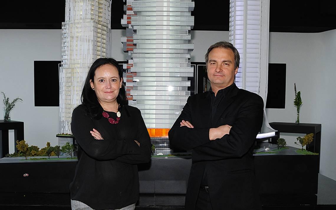Zaha Hadid en el CDMX con el proyecto Bora