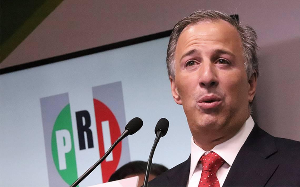 Meade ofrece aumentar la competitividad en el paA�s; critica a quienes atacan a empresarios