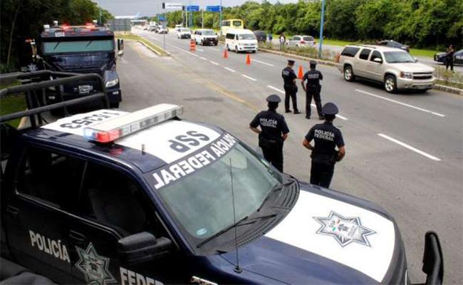 Policía Federal activa operativo de seguridad en México por Semana Santa