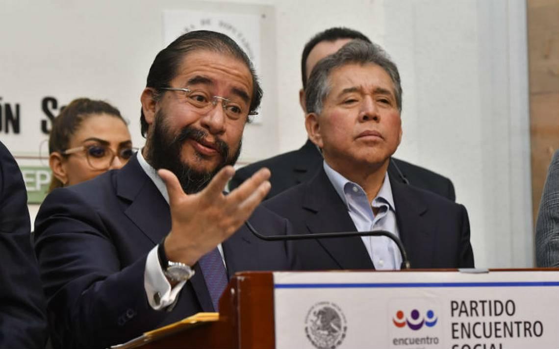 Critica Encuentro Social a Sergio Mayer, asegura que no tiene el perfil para presidir comisión de cultura