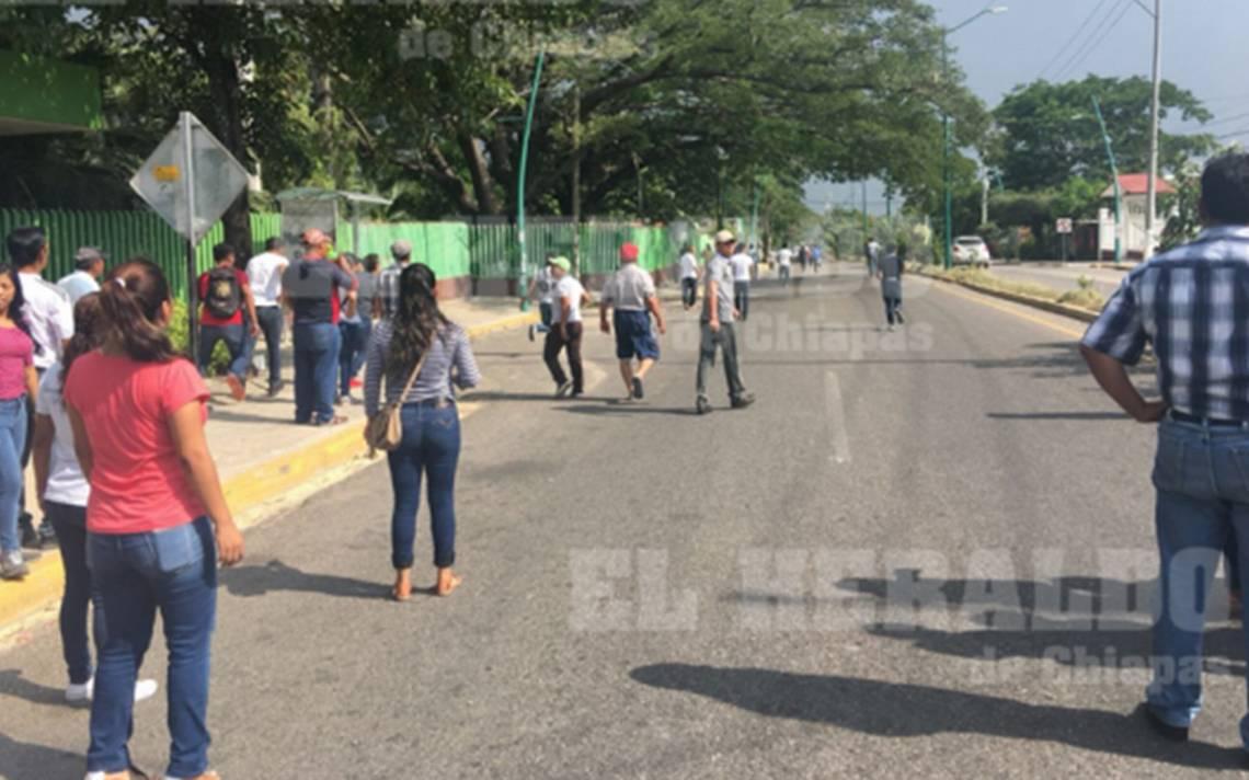Detienen a director de la Normal Mactumatzá tras muerte de joven en novatada