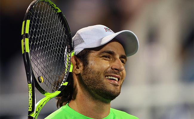 Manuel Sánchez, arrolló en la Copa Davis