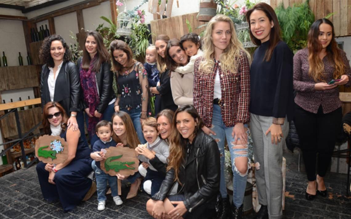 Con motivo de el Día de las Madres la firma Lacoste organizó un exclusivo brunch