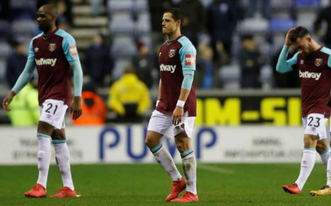 ¡Adiós a la FA Cup ! West Ham y CH17, eliminados por club de tercera