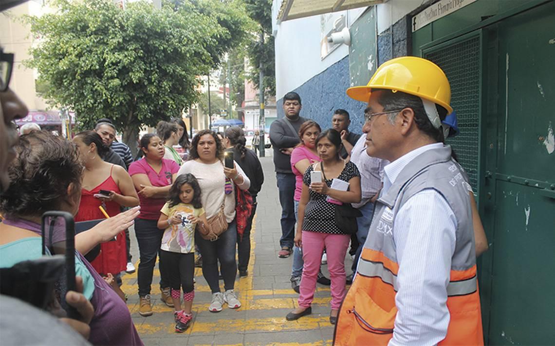 Escuelas de Tlalpan, Benito Juárez y Cuauhtémoc reanudan actividades mañana