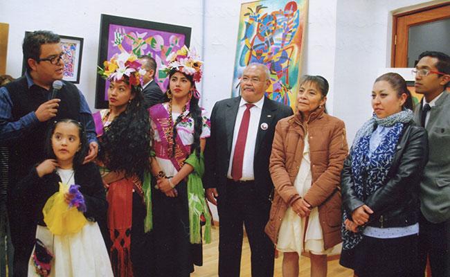 """El legado de Luis Moran permanece en la exposición """"El arte como mi lenguaje particular"""""""