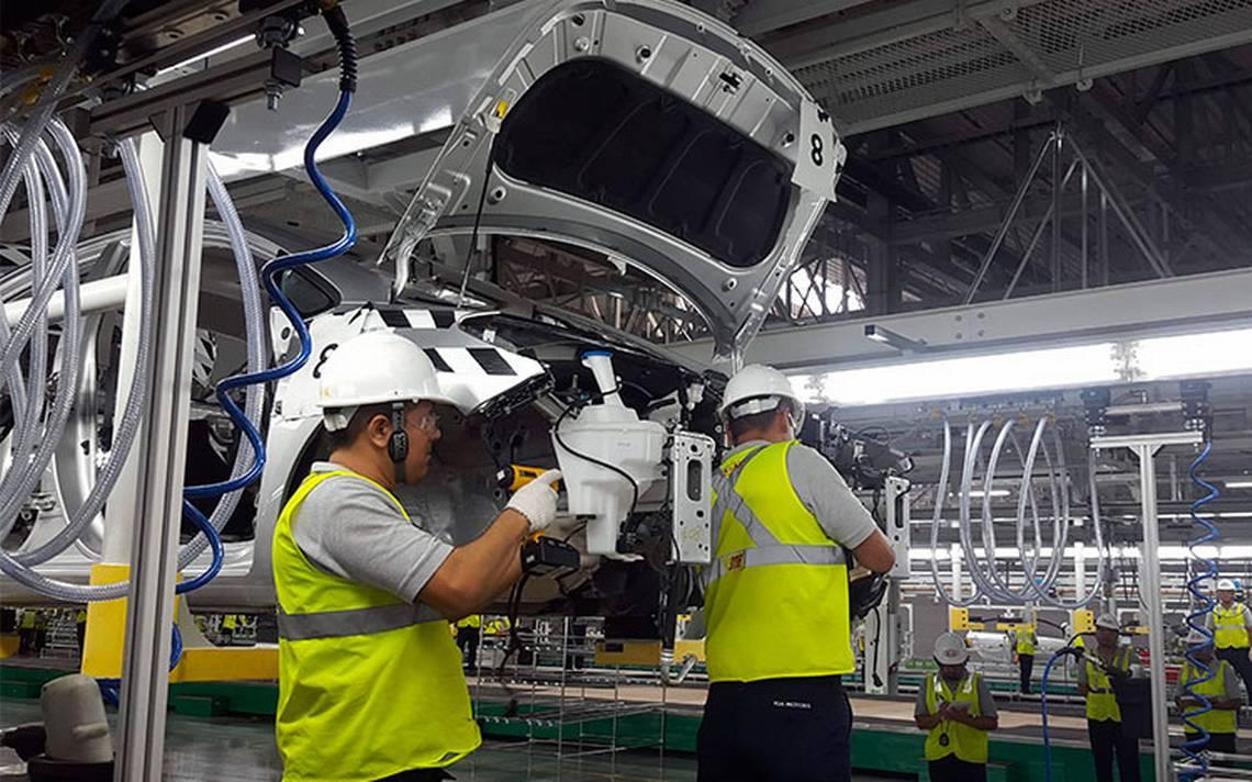 La exportación de autos se desacelera por difícil relación comercial