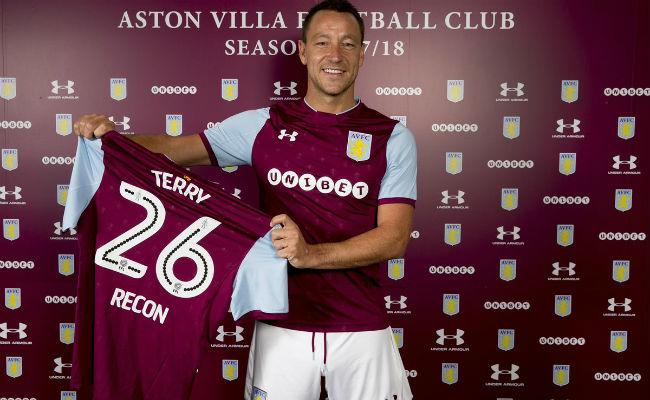 El Aston Villa confirma fichaje de John Terry ¡por WhatsApp!