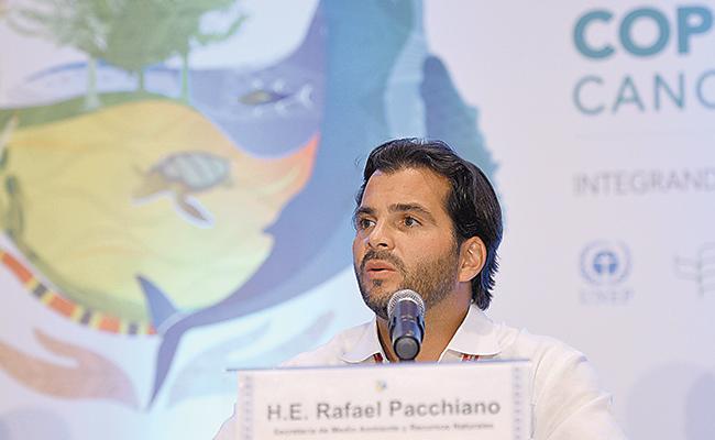Acuerdo de París se implementará con o sin EU: Rafael Pacchiano