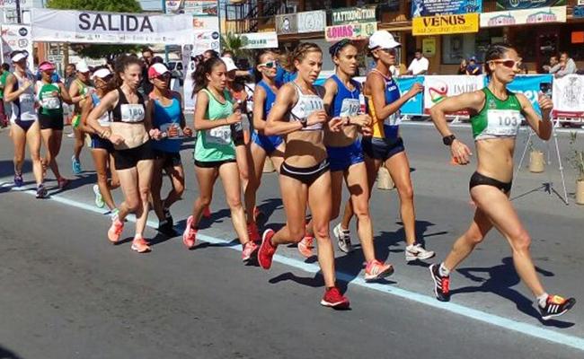 Chihuahuense impone récord y se lleva prueba de 10 km