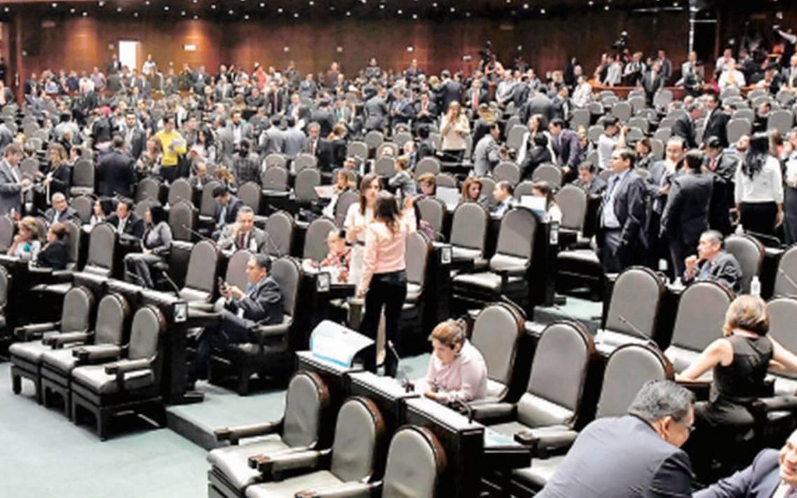 Diputados gastan cerca de 200 mdp en lo que va del año
