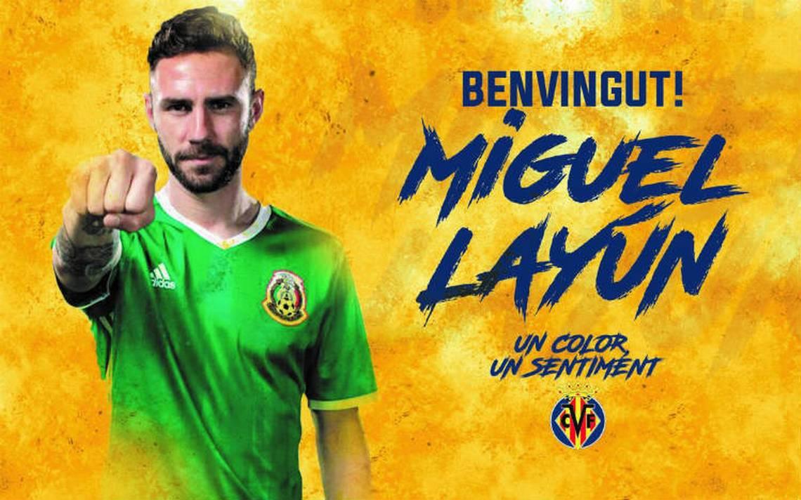 Club Villarreal oficializa fichaje de Miguel Layún