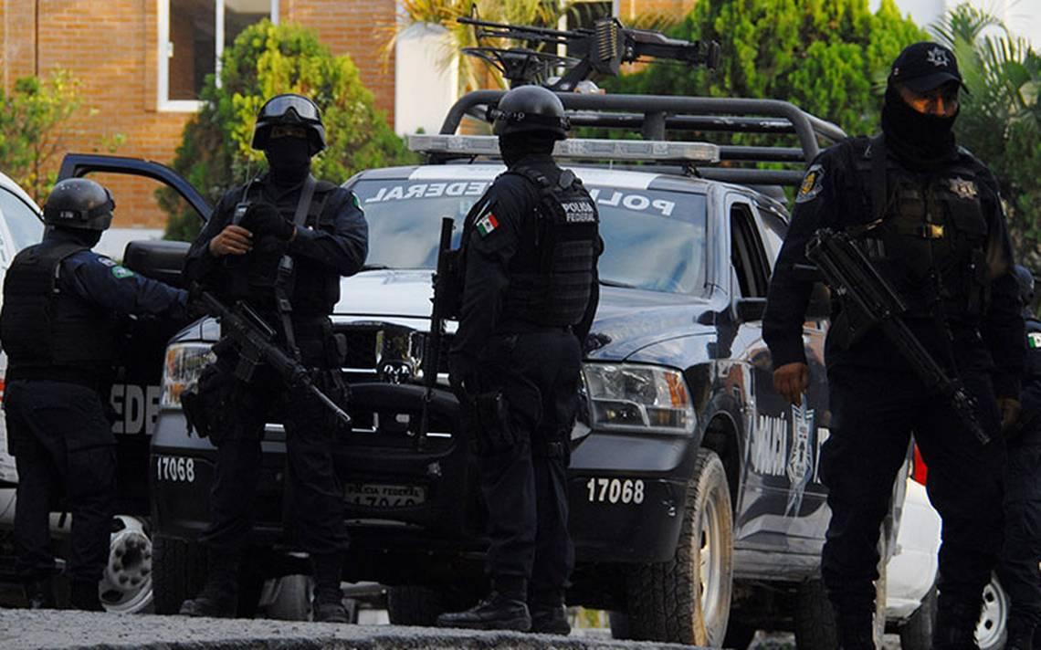 Policía Federal detuvo arbitrariamente a 8 personas, entre ellos 5 niños: CNDH