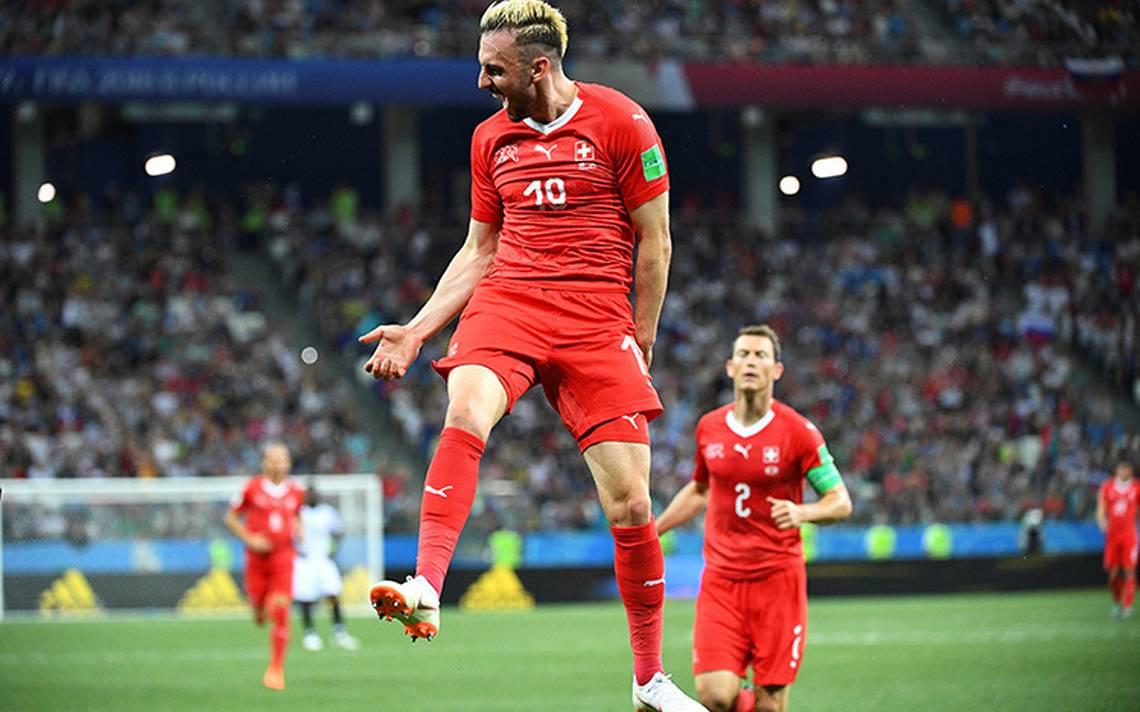 Suiza pasa a octavos ante una Costa Rica que se retira con doblete