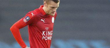 Leicester fue eliminado de la Copa inglesa